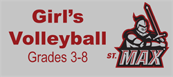 Boosters Girl's Volleyball