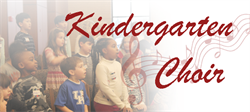Kindergarten Choir